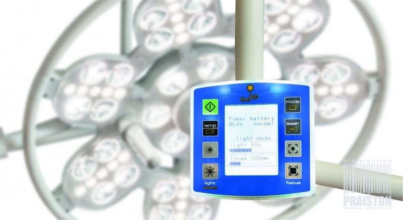 Lampa operacyjna LED EMALED 560300 PLUS (Podwójna) praiston.pl