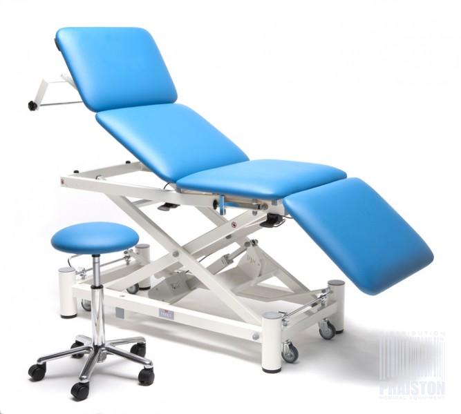 Stół rehabilitacyjny Wesseling PRAXIS 4 ELITE praiston.pl